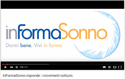 video movimenti notturni: intervista stammi bene